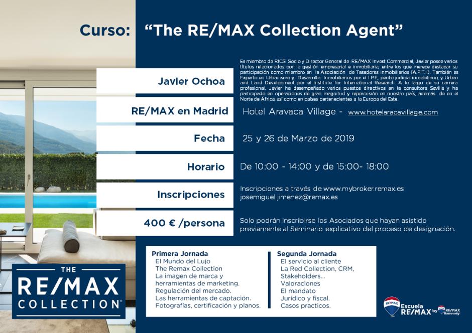 Curso the remax collection
