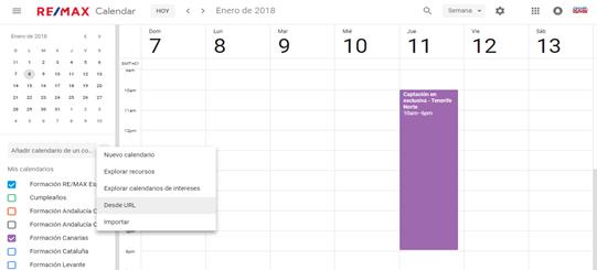 calendario escuela 3