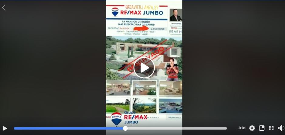 video remax jumbo