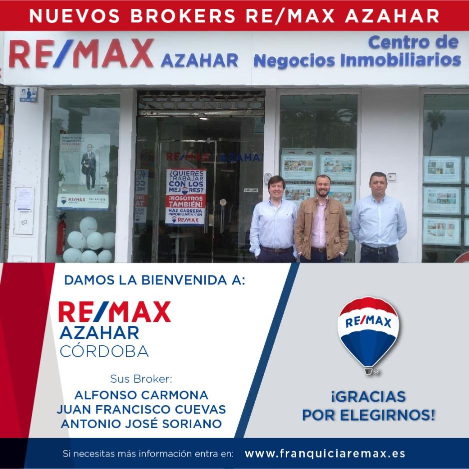 Azahar nuevos broker