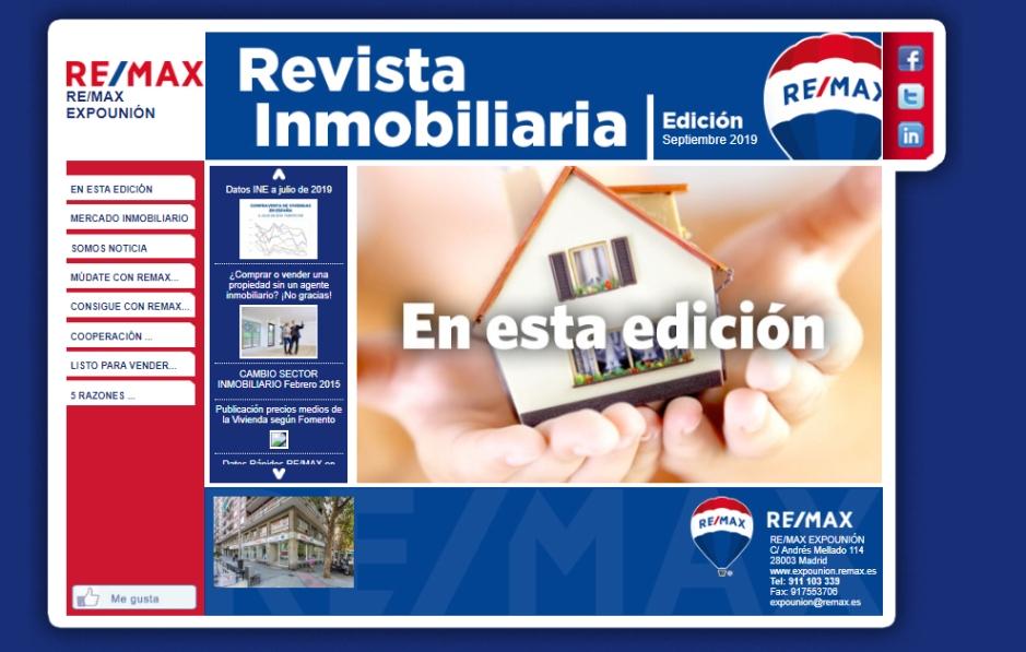 newsletter remax españa