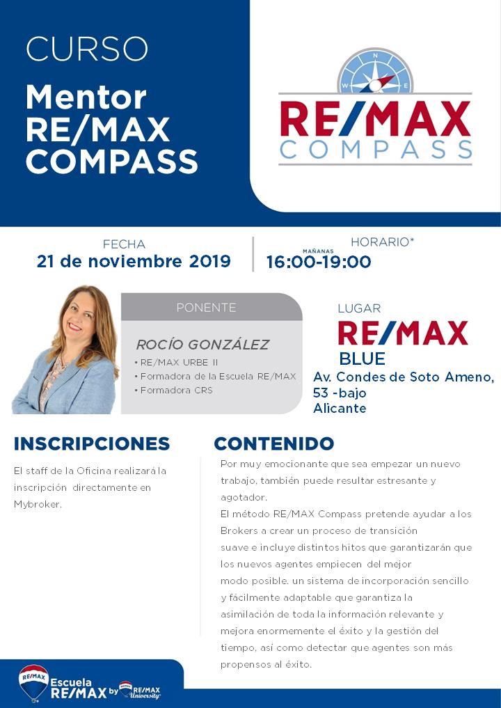Compass Alicante. 21 de noviembre