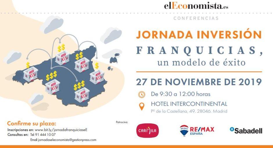 Jornada Franquicias el economista