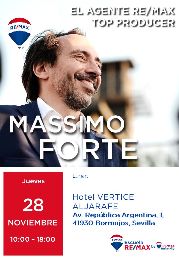Massimo Forte 28 de novembre Sevilla