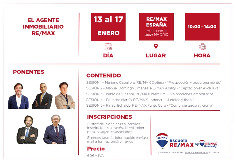 INICIACIÓN MADRID ENERO 2020