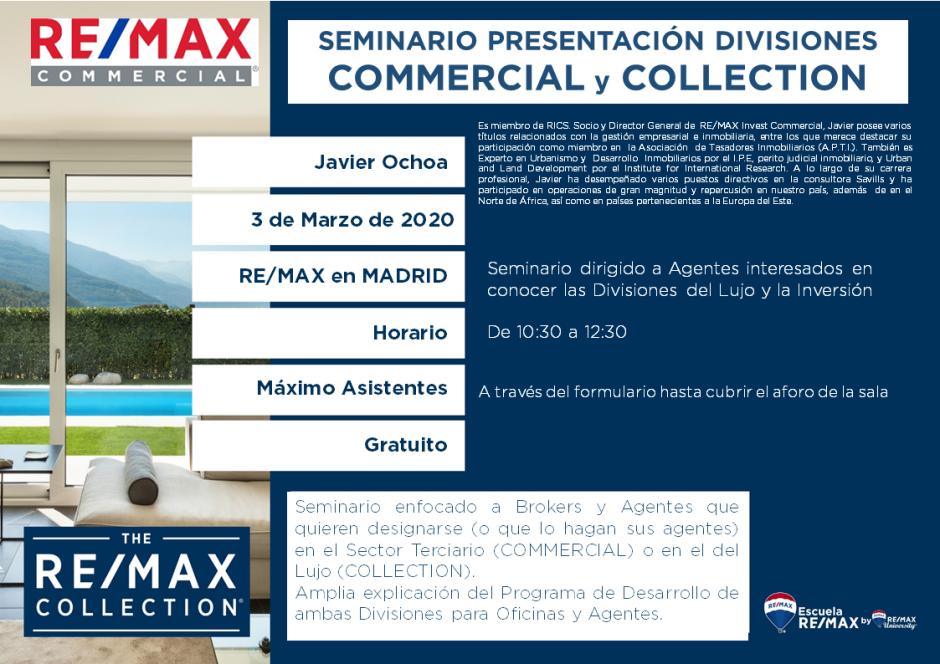 Seminario COM-COLL Madrid (3 Marzo 20)