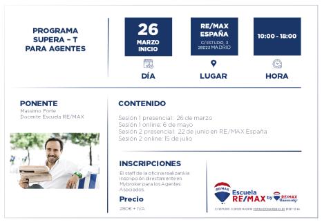 SUPERA - T AGENTES - MADRID - FEBRERO 2020