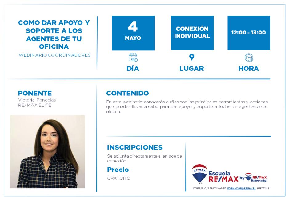 COORDNADORES - COMO DAR APOYO Y SOPORTE A LOS AGENTES DE TU OFICINA - 4 MAYO - VICTORIA PONCELAS.png