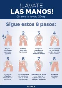 info Lávate las manos